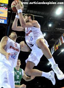 España Eslovenia Eurobasket 2011 Lituania