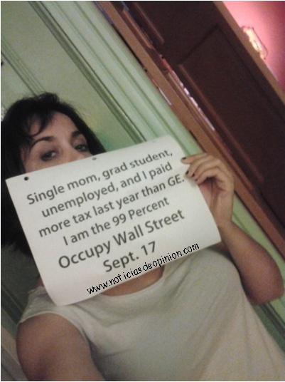 Indignados acampan en las bolsas Wall Street #tomalabolsa