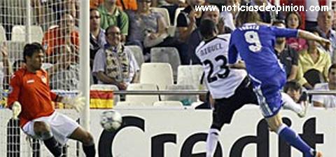 Valencia-Chelsea 2011