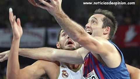 Barça Madrid Supercopa Baloncesto