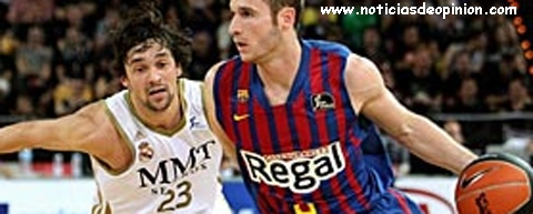 Barcelona Madrid Supercopa Baloncesto