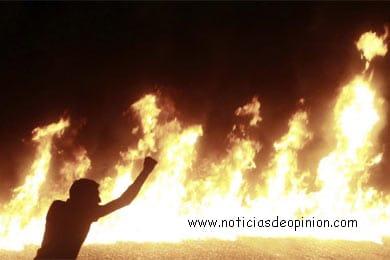 Disturbios en Egipto El Cairo toque de queda muertos y heridos