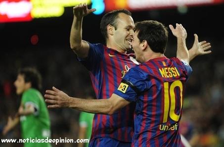 FC Barcelona Racing 3-0