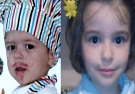 Foto de los 2 niños desaparecidos en Córdoba