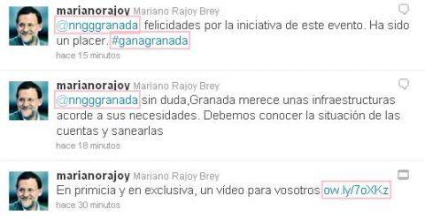 video sorpresa mariano rajoy twitter ApuestaSorpresaMariano