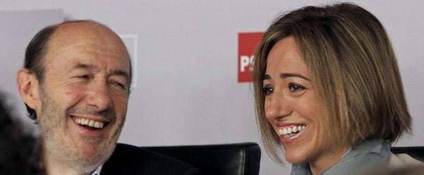 Rubalcaba-vs-Chacón-primarias-PSOE